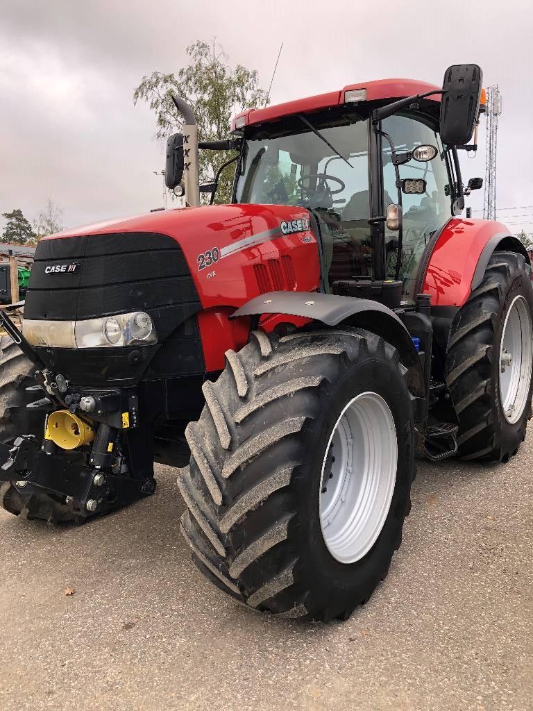 Case IH Puma 230 CVX FLP, Traktorer, Lantbruk