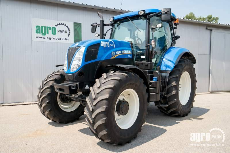 New Holland T7.185 (3343 hours), Range Command 19 6