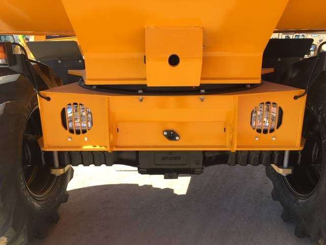 Thwaites 6 Tonne Swivel MACH 2062, Site dumpers, Construction