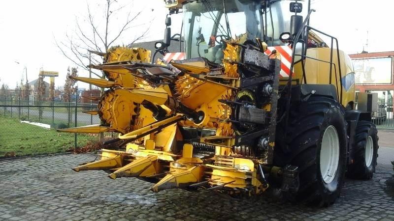 New Holland 375 FIE Veldhakselaar Forage Harvester Feldhäcksle, Accessoires voor zelfrijdende veldhakselaars, Landbouw