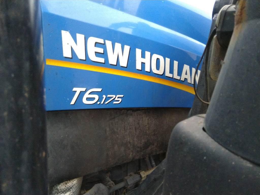 New Holland T 6.175 EC, Traktorid, Põllumajandus