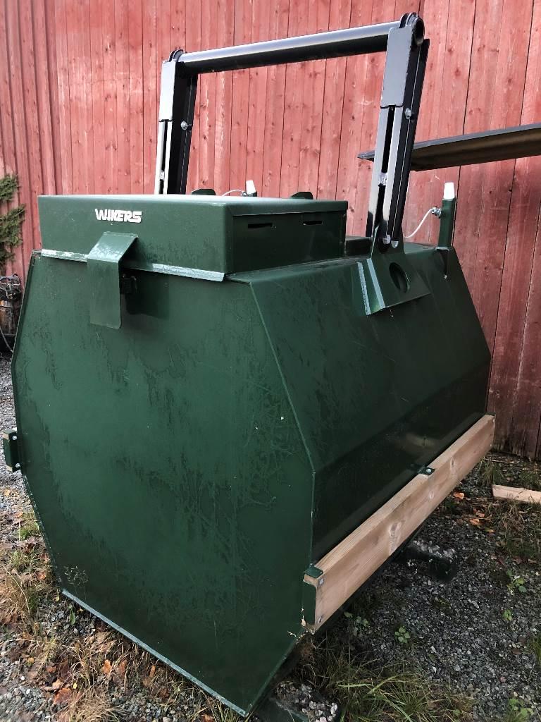 [Other] Wikers Dieseltank 1600L med pump., Övriga, Entreprenad