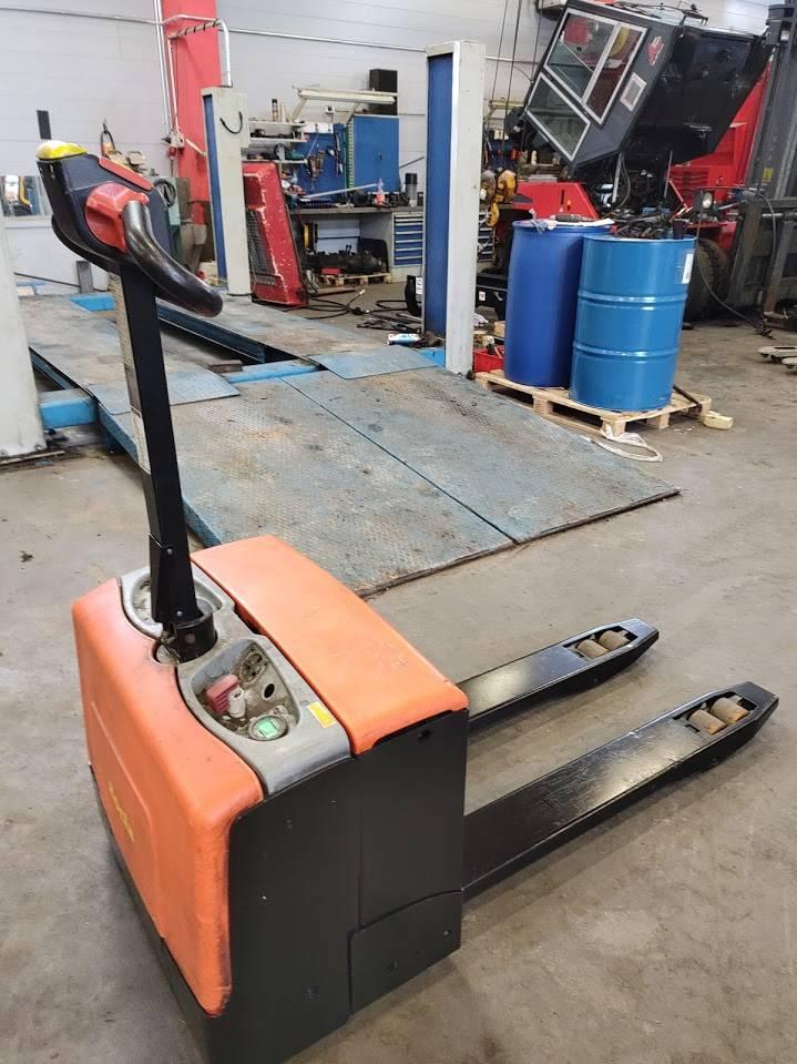 Rocla TW 16 AC, Lavansiirtotrukit, Materiaalinkäsittely