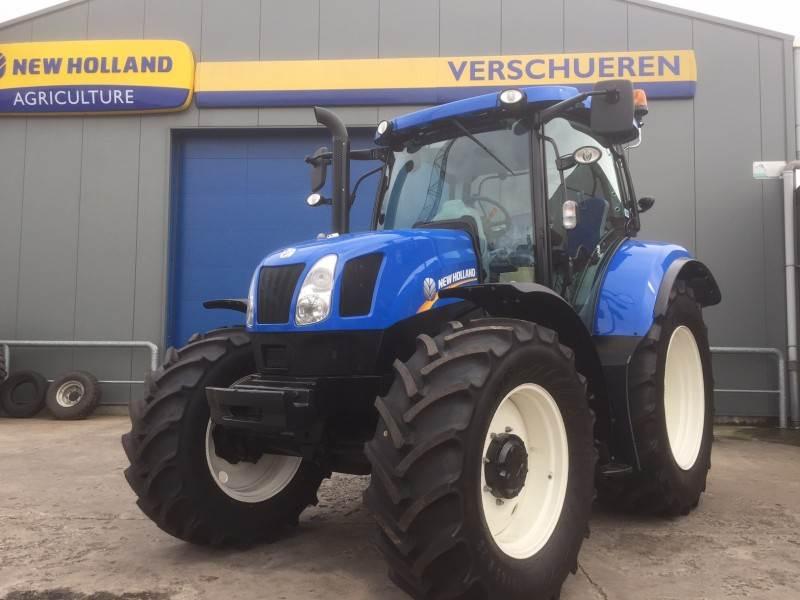New Holland T6.155, Tractoren, Landbouw