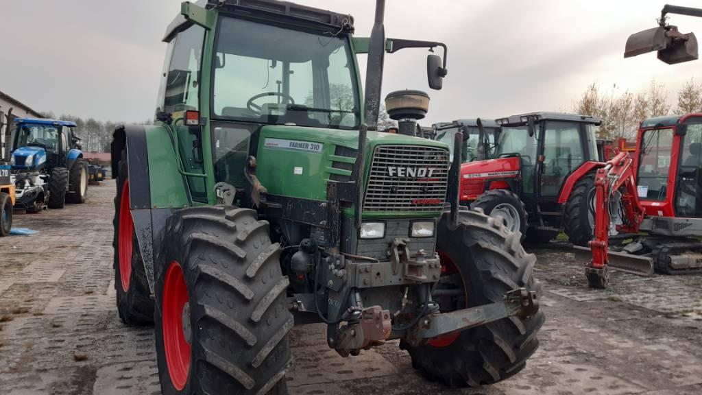 Fendt 310, Traktory, Maszyny rolnicze