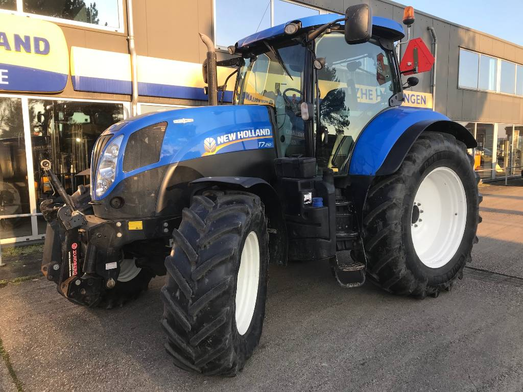 New Holland T 7.210 AC, Tractoren, All Used Machines