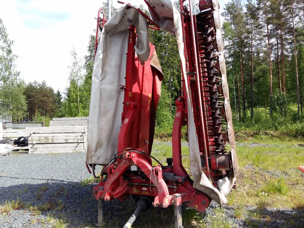 Lely MC 900 perhosniittomurskain (takakoneet), Niittomurskaimet, Maatalous