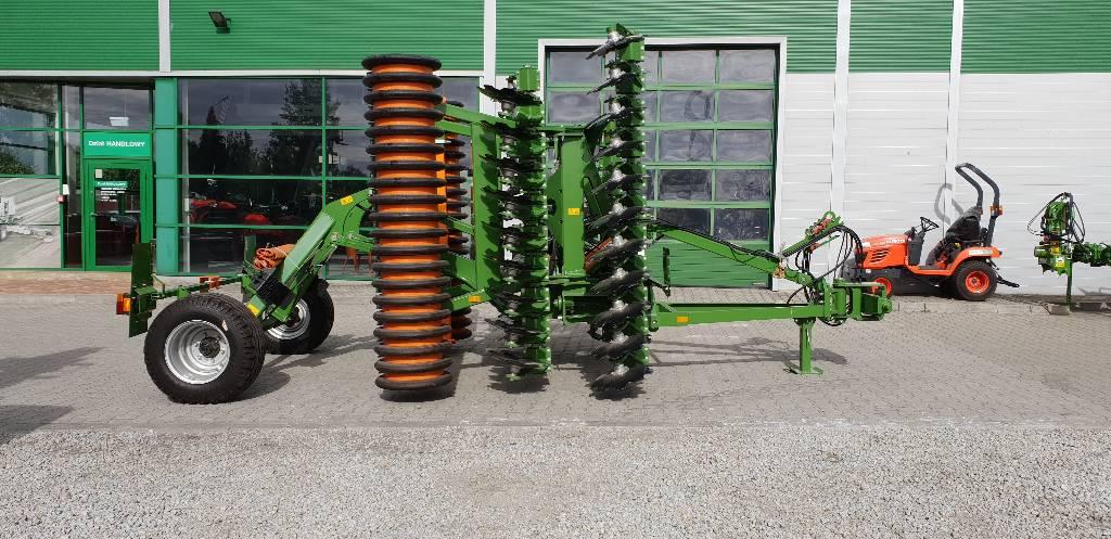 Amazone Catros + 5002-2 TS, Brony talerzowe, Maszyny rolnicze