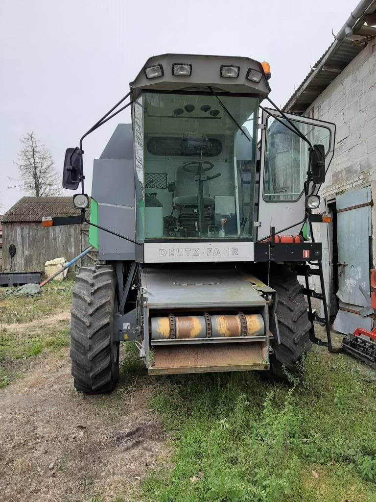 Deutz-Fahr 5445 H, Kombajny zbożowe, Maszyny rolnicze