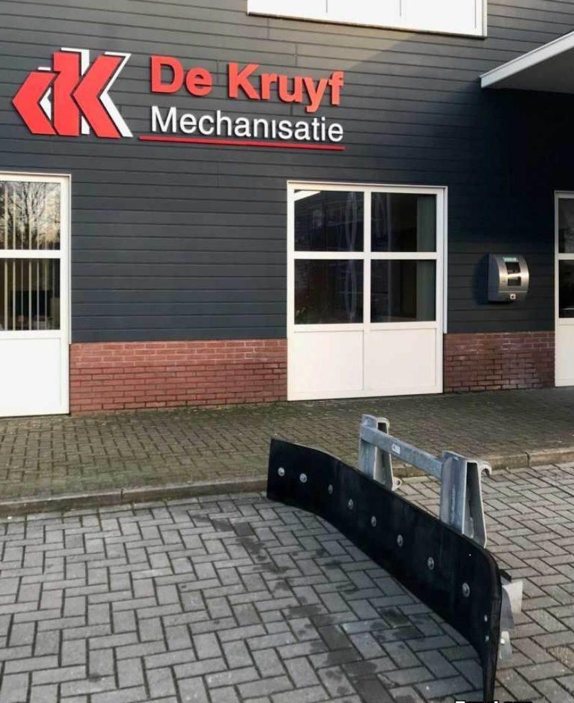 MS Rubberschuif Sneeuwschuif erfschuif / Mestschu, Other livestock machinery and accessories, Agriculture