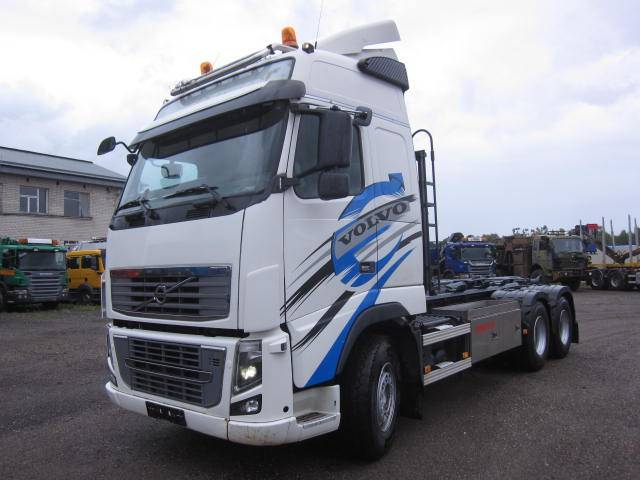 Volvo FH540, Tow Trucks / Wreckers, Trucks and Trailers