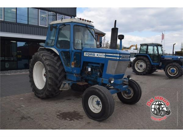 6700 Ford Tractor : Ford tractors price £ mascus uk