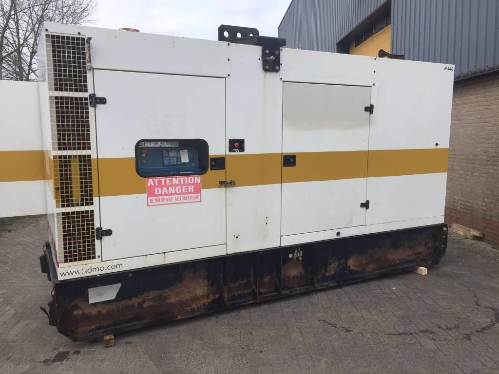 Sdmo R 440 F - Generator Set - 500 kVa - DPH 104246, Diesel Generators, Construction