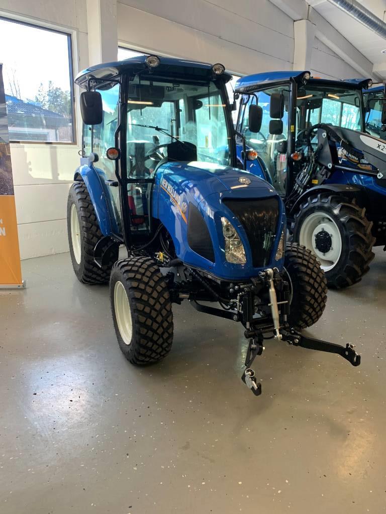 New Holland Boomer 50, Traktorer, Lantbruk