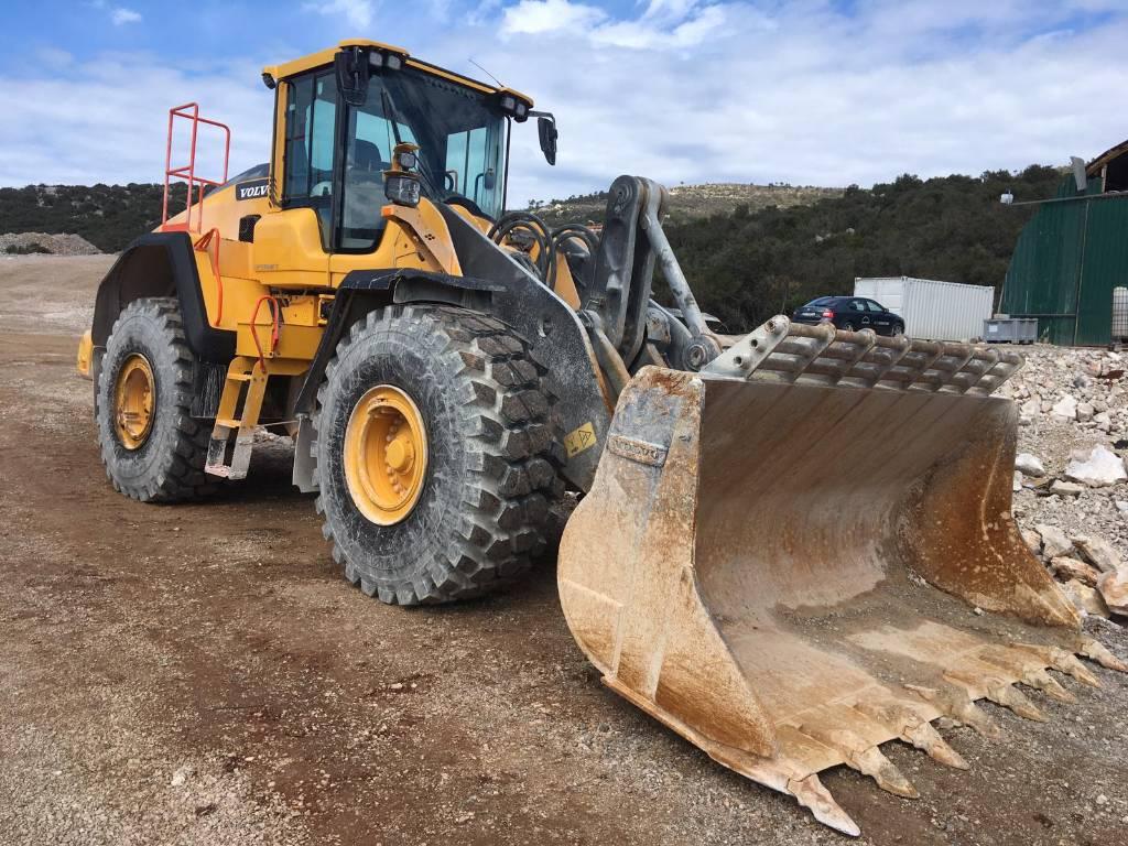 Volvo L150H, Wheel Loaders, Construction Equipment