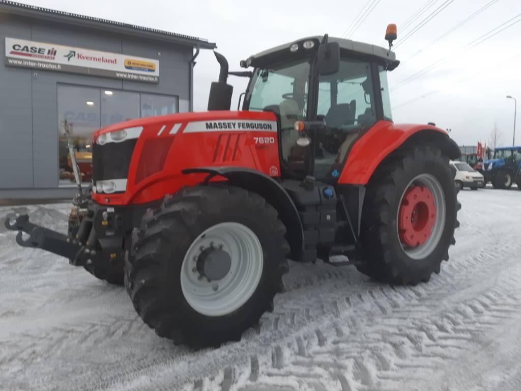 Massey Ferguson 7620 Dyna 6, Traktorit, Maatalous