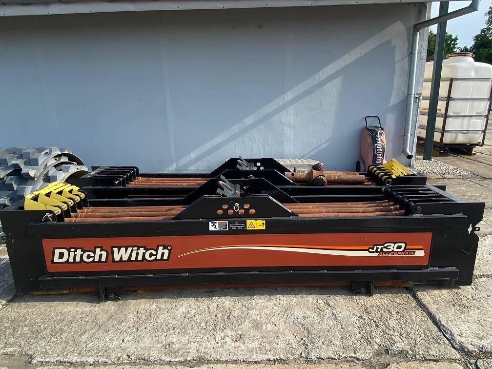Ditch Witch JT 30 ALL TERRAIN, Wiertnice poziome, Maszyny budowlane