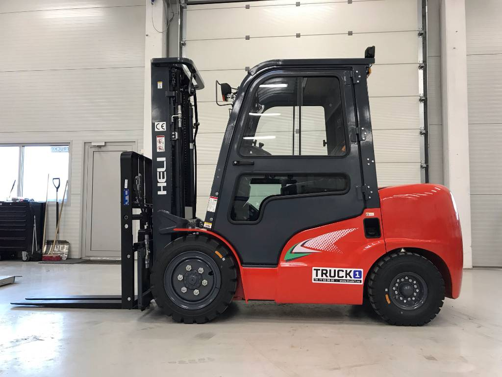 Heli CPCD35 (G2) - 3,5 t diesel - 4,7 m LH, Diesel Trucker, Truck