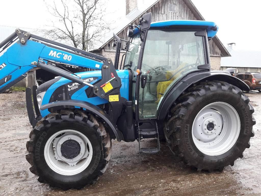 Landini S-100, Traktorid, Põllumajandus