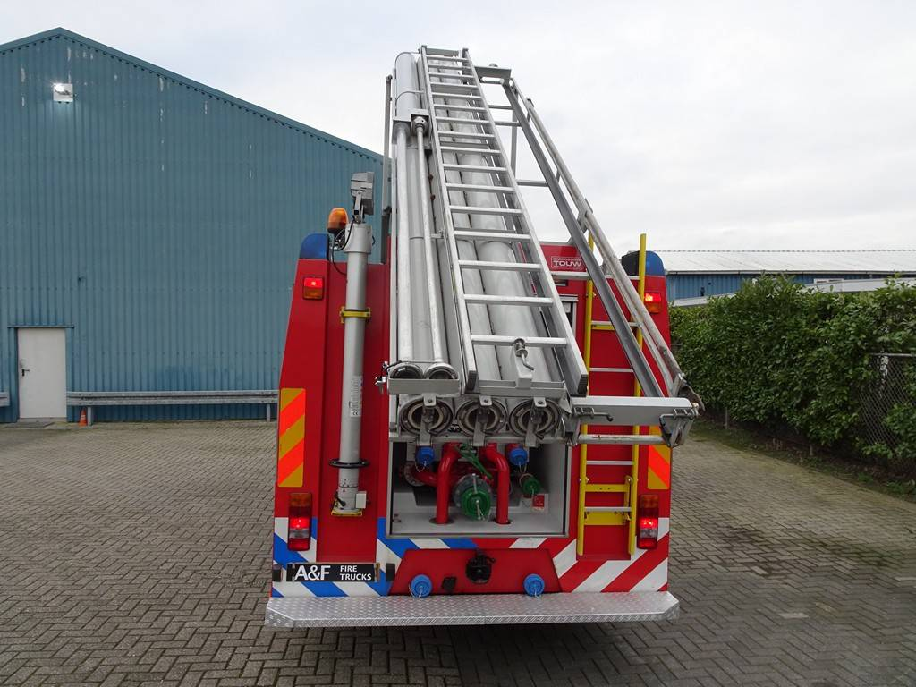 Mercedes-Benz Atego 1325 Plastisol, Fire trucks, Transportation