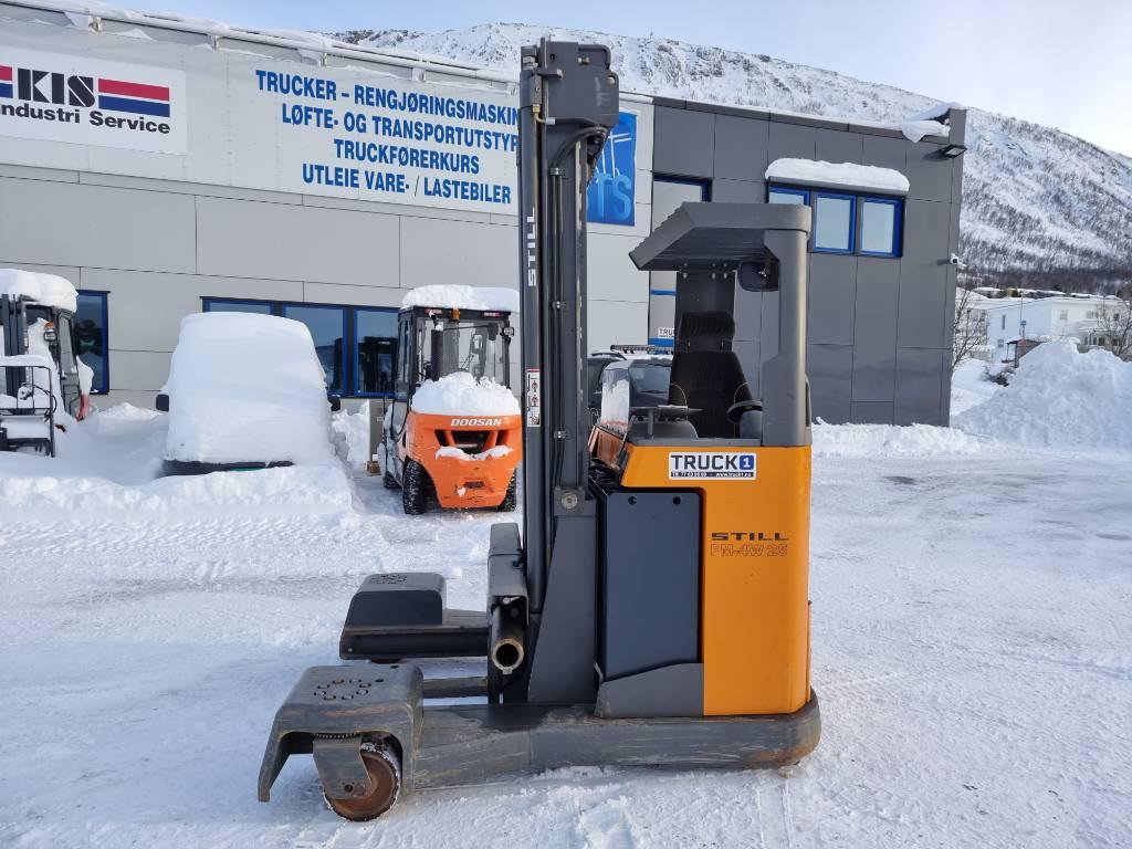 Atlet UFS250 DTFVRE585 - 2,5 tonns 4-veis truck, 4-veis truck, Truck