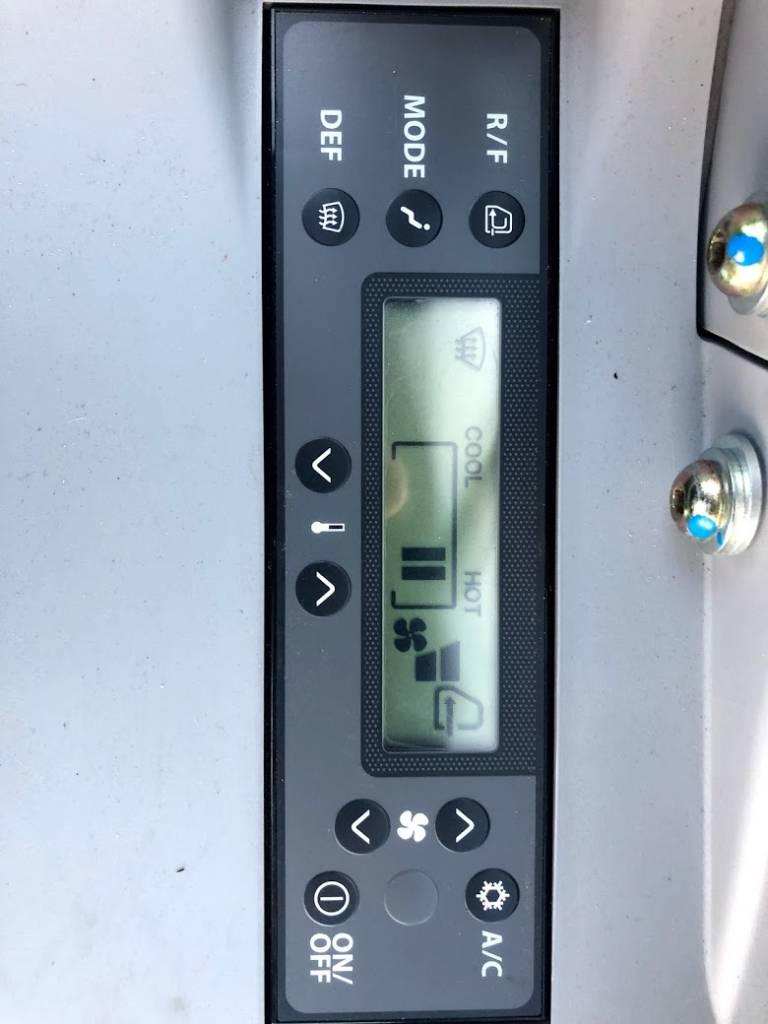 Hitachi ZX 38 U-5 A, Miniekskavaatorid < 7 t, Ehitus