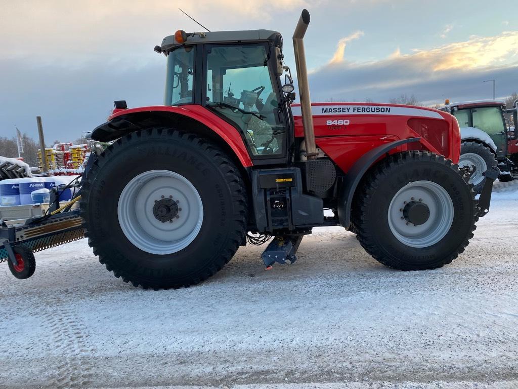 Massey Ferguson 8460 Dyna VT med Easygrader, Traktorer, Lantbruk