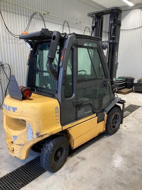 Atlet YG1D2A30T, Diesel Forklifts, Material Handling