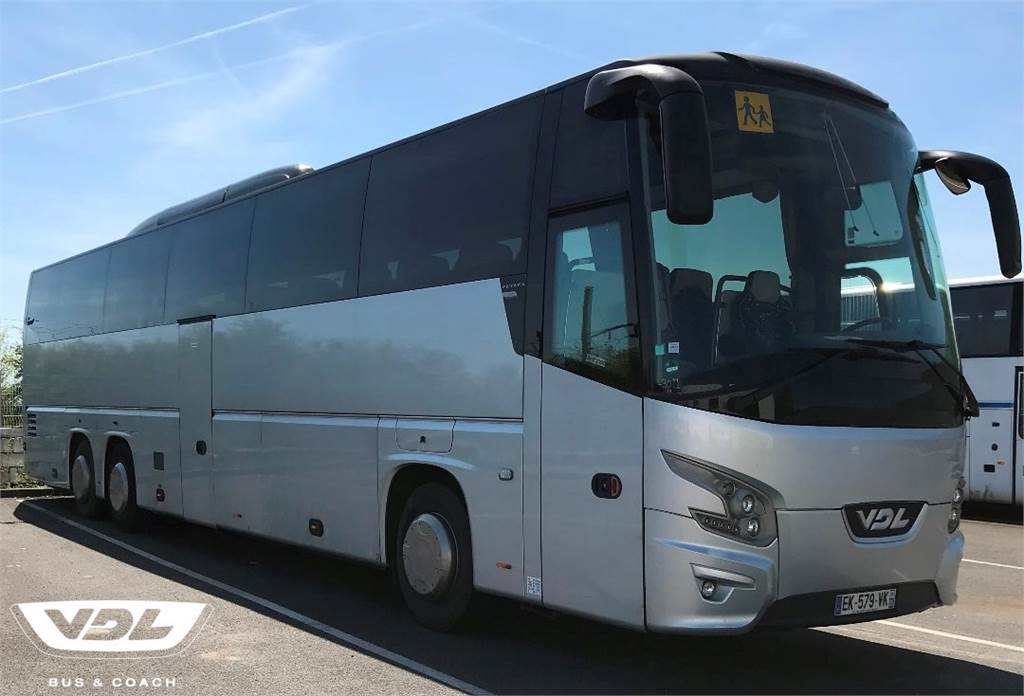 VDL Futura FHD2-139/460, Coaches, Vehicles