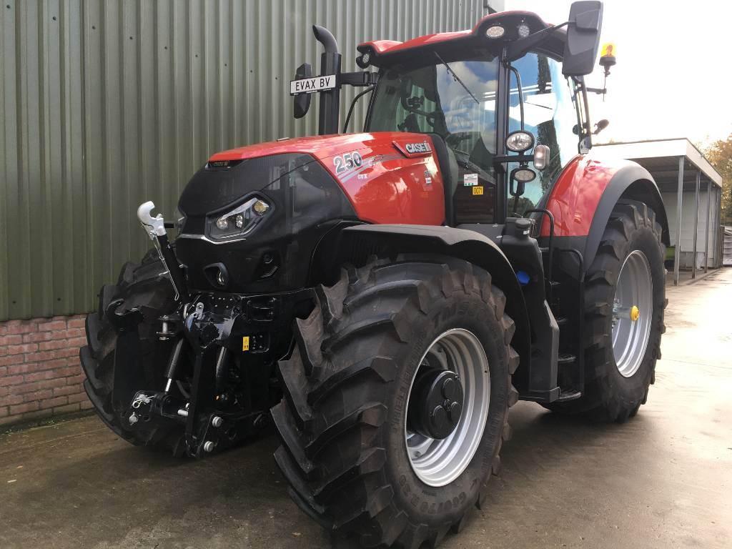 Case IH Optum 250 CVX, Tractoren, Landbouw