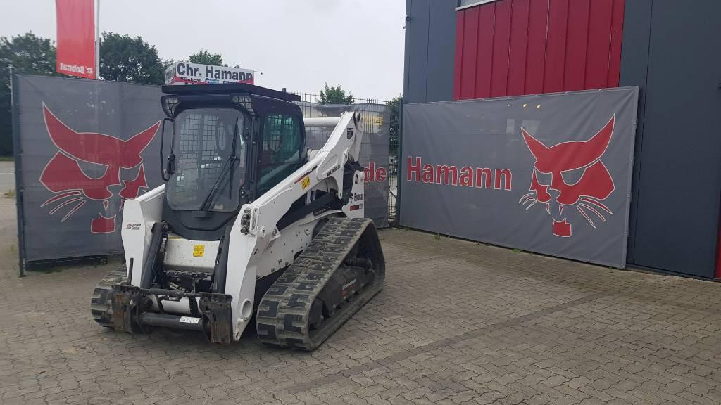 Bobcat T 870, Skid Steer Loaders, Construction Equipment