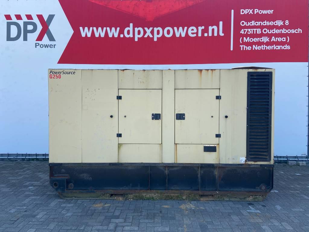 Ingersoll Rand G250 - Cummins - No Alternator - DPX-11707, Diesel generatoren, Bouw
