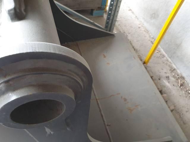 ABL Grävskopa GP S60, Buckets, Construction Equipment