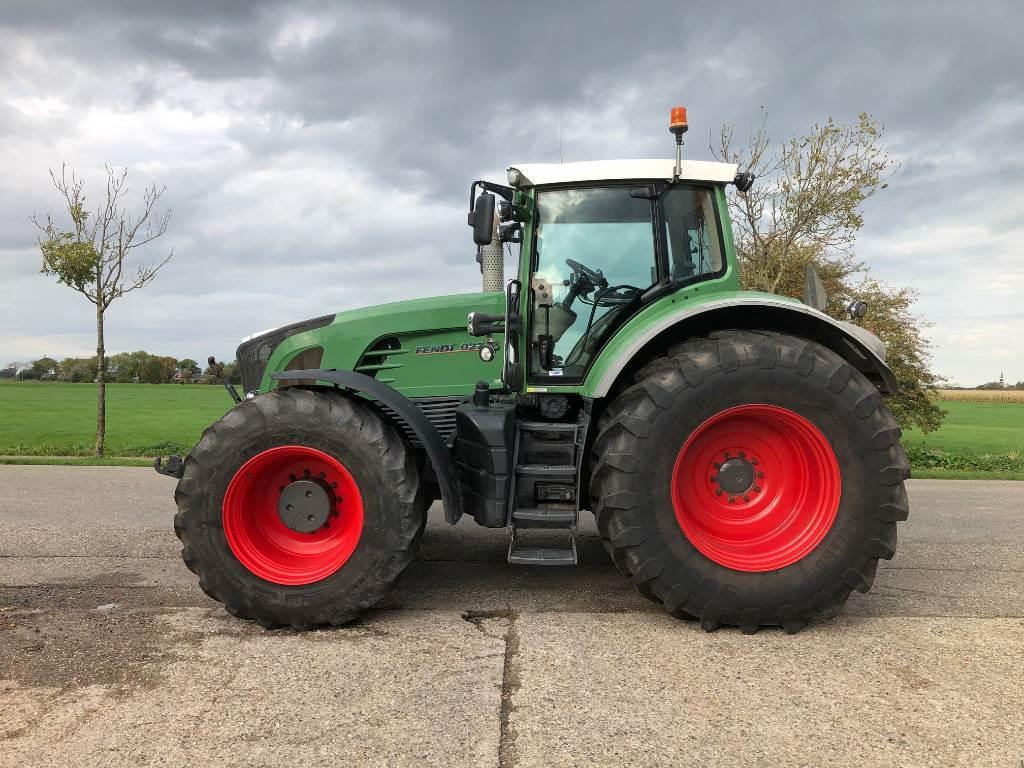 Fendt 927 Vario Profi, Tractoren, Landbouw