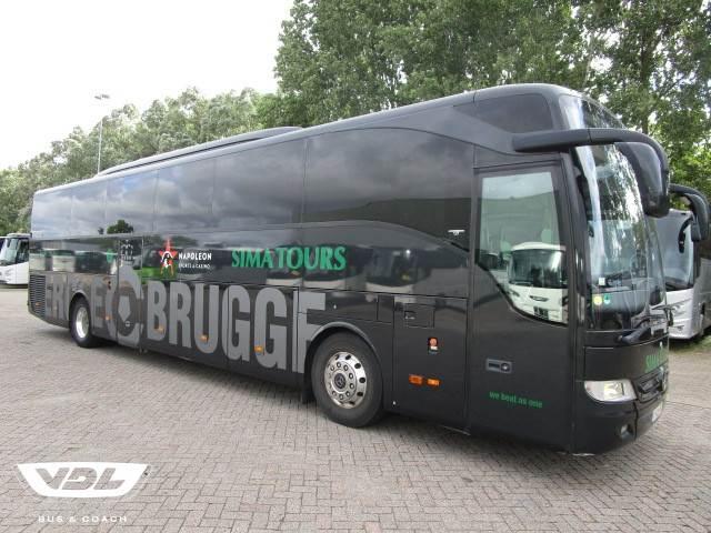 Mercedes-Benz Tourismo RH-M/2A, Zájezdové autobusy, Vozidla