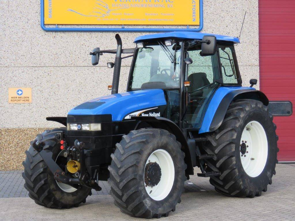 New Holland TM155 PC