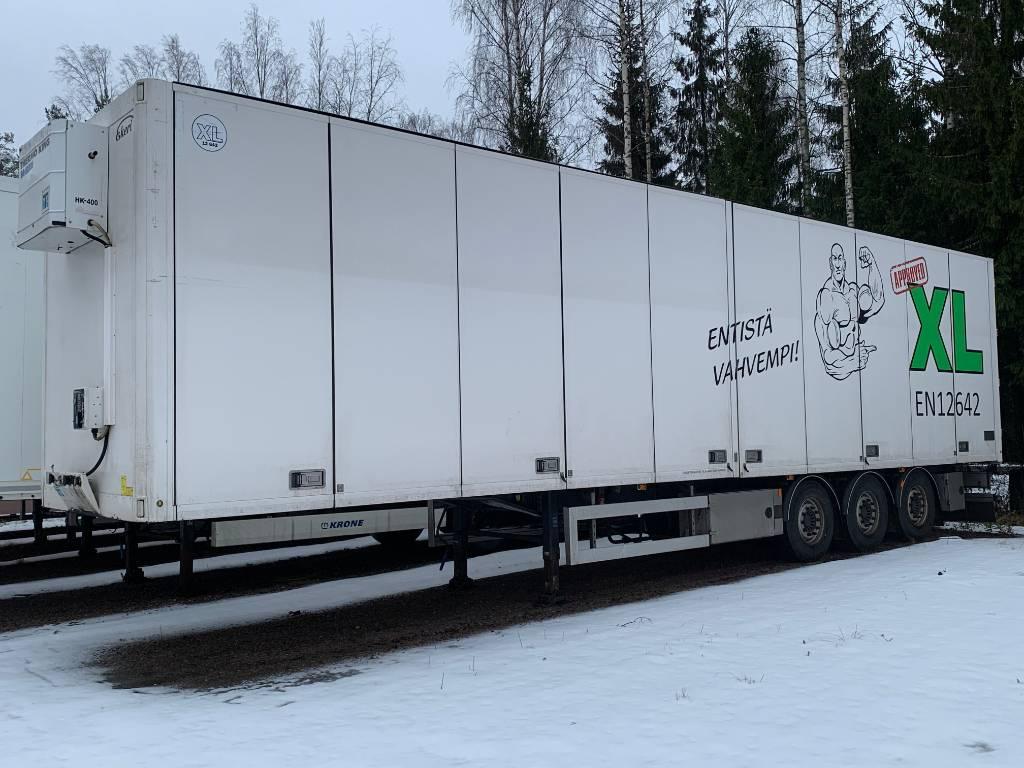 [Other] Vuokrattavana Ekeri PPV Lämmitin, DFR-401, Box body semi-trailers, Transportation