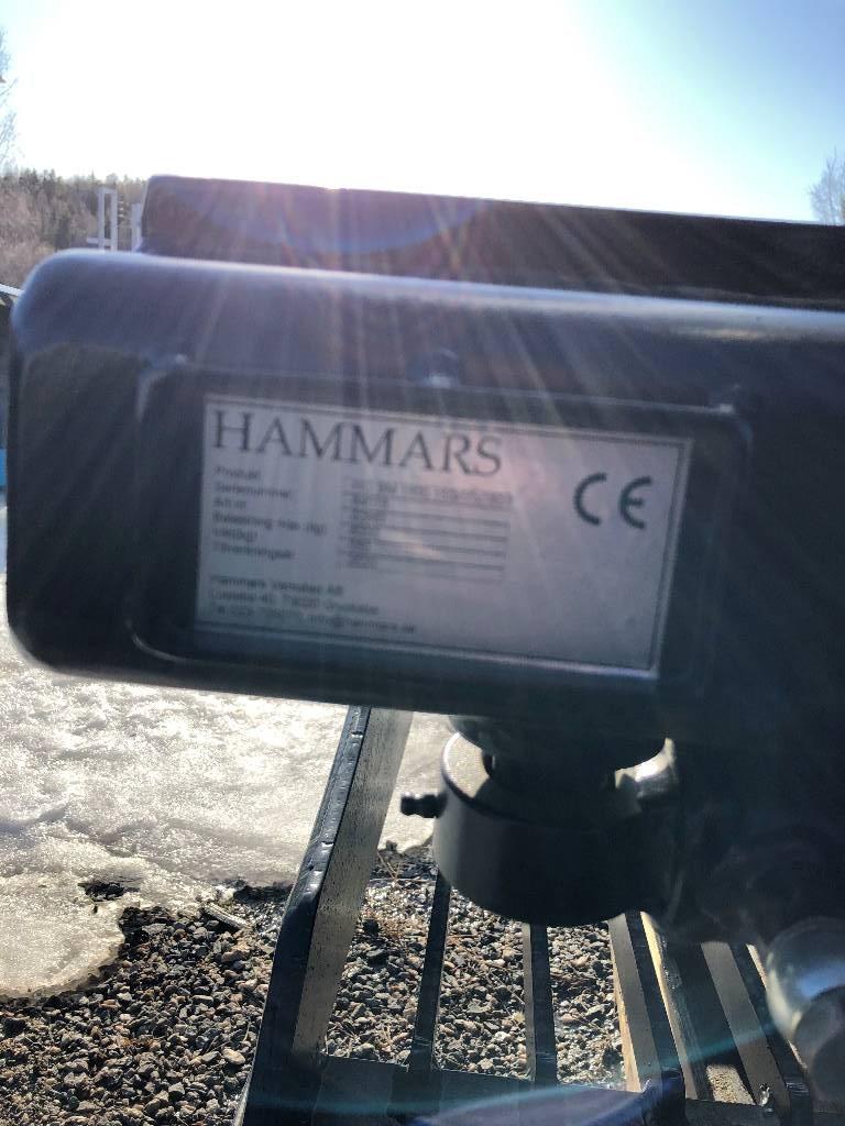 [Other] Hammars Gallerskopa, Mobila sorteringsverk, Entreprenad