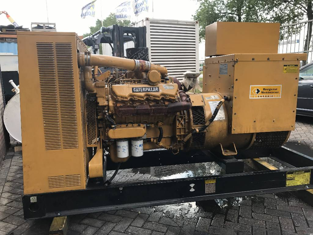 Caterpillar 3208 - Generator Set 200 kVa - DPH 104768, Diesel Generators, Construction