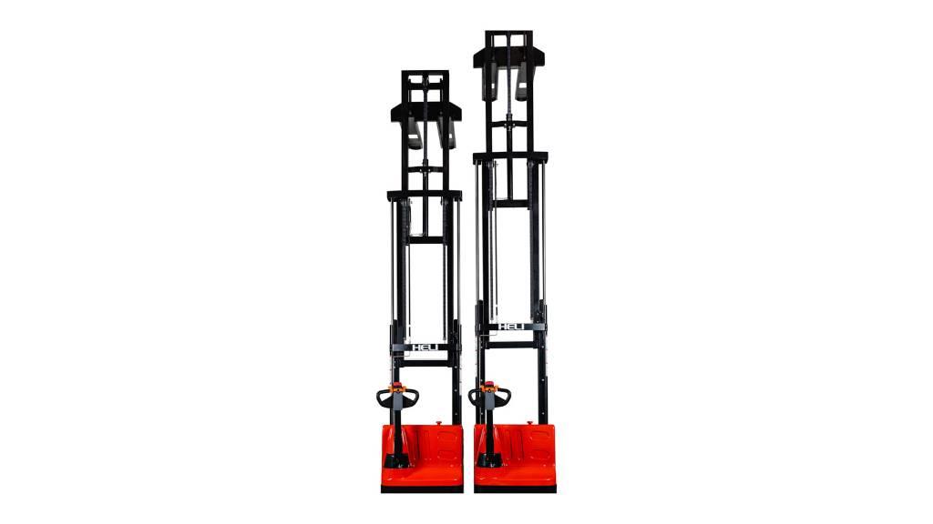 Heli CDD15J – 1,5 t stabler LH 2,0 – 4,6 m (PÅ LAGER), Ledestablere, Truck