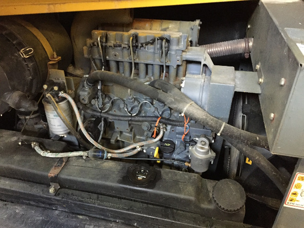 Atlas Copco XAS66DD, Kompressoren, Baumaschinen