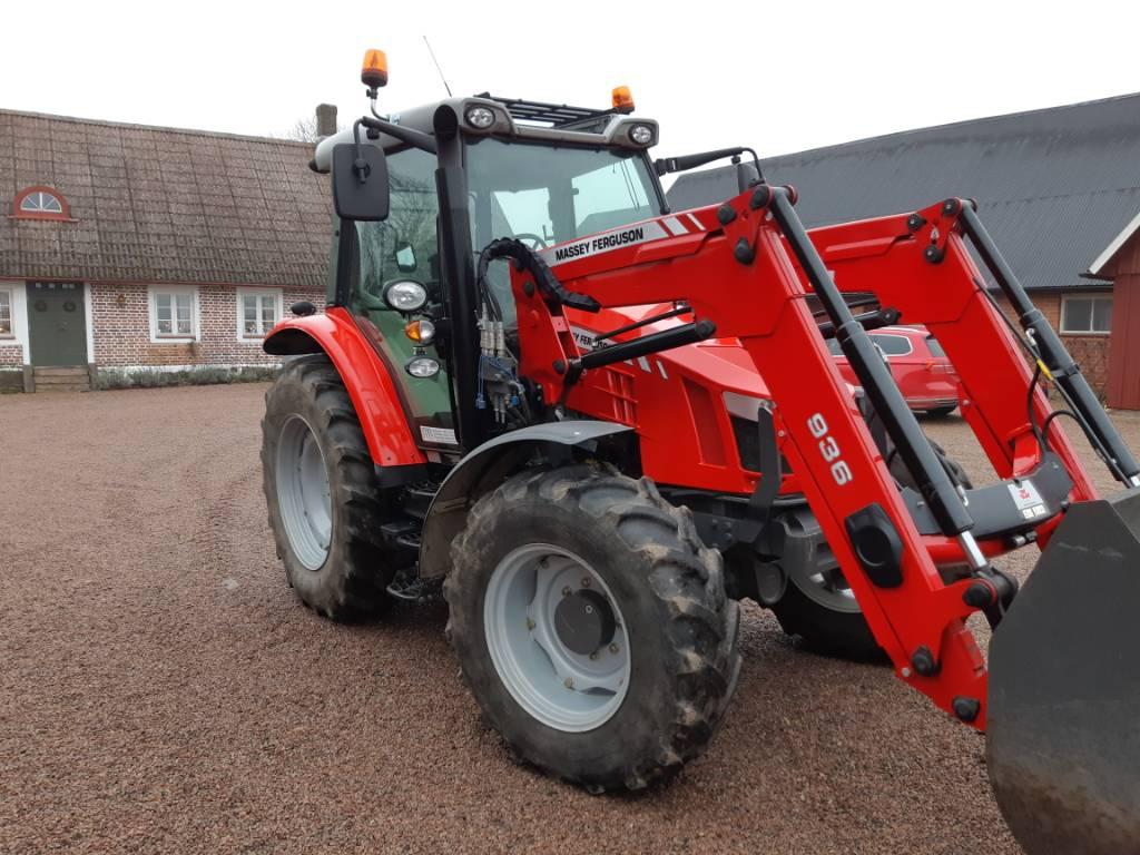 Massey Ferguson 5608, Traktorer, Lantbruk