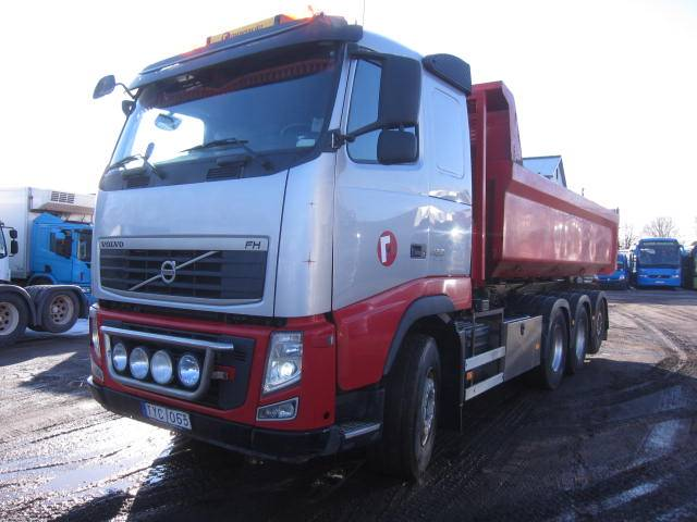 Volvo FH460 8x4, Dump Trucks, Trucks and Trailers