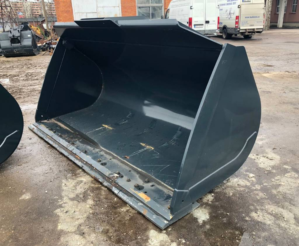 [Other] Bucket 4.2 m3 for Volvo L150 with cutting edge, Kopad, Ehitus