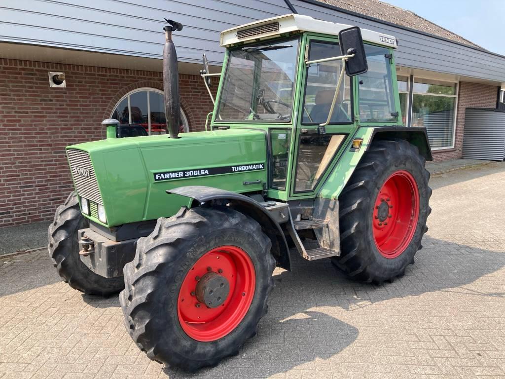 Fendt 306 LSA, Tractors, Agriculture