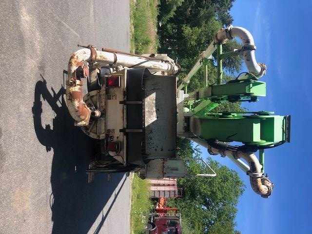 Schwing 36XL, Boom Pumps, Construction Equipment