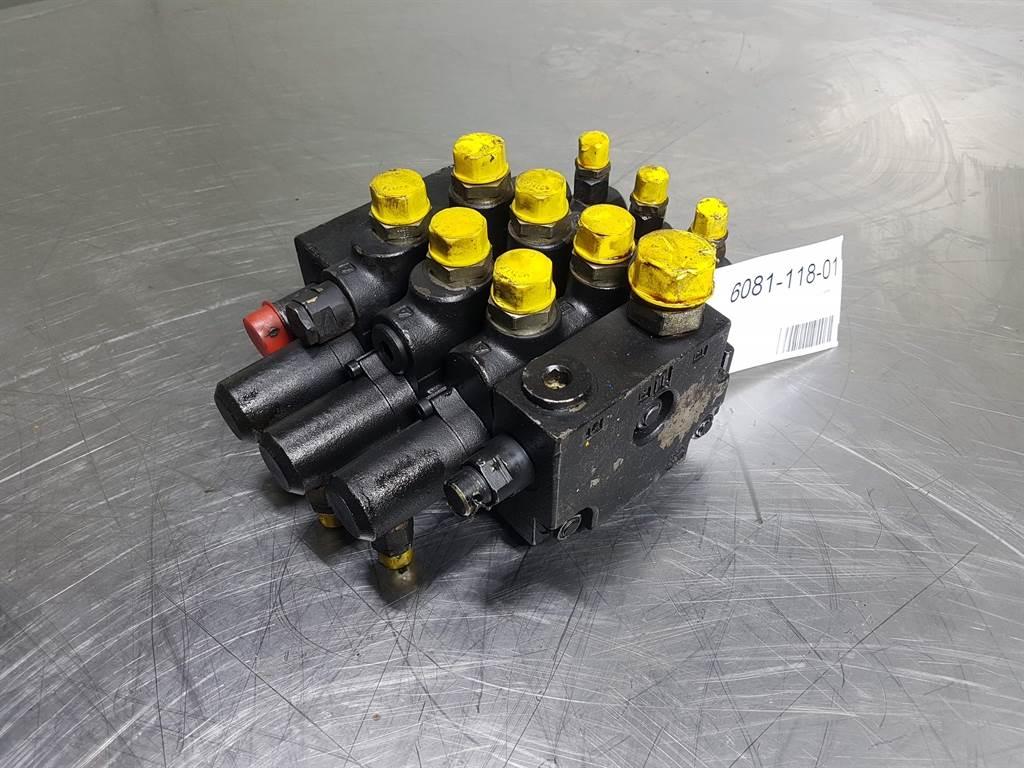 Nordhydraulic RS-213 - Kramer 320 - Valve