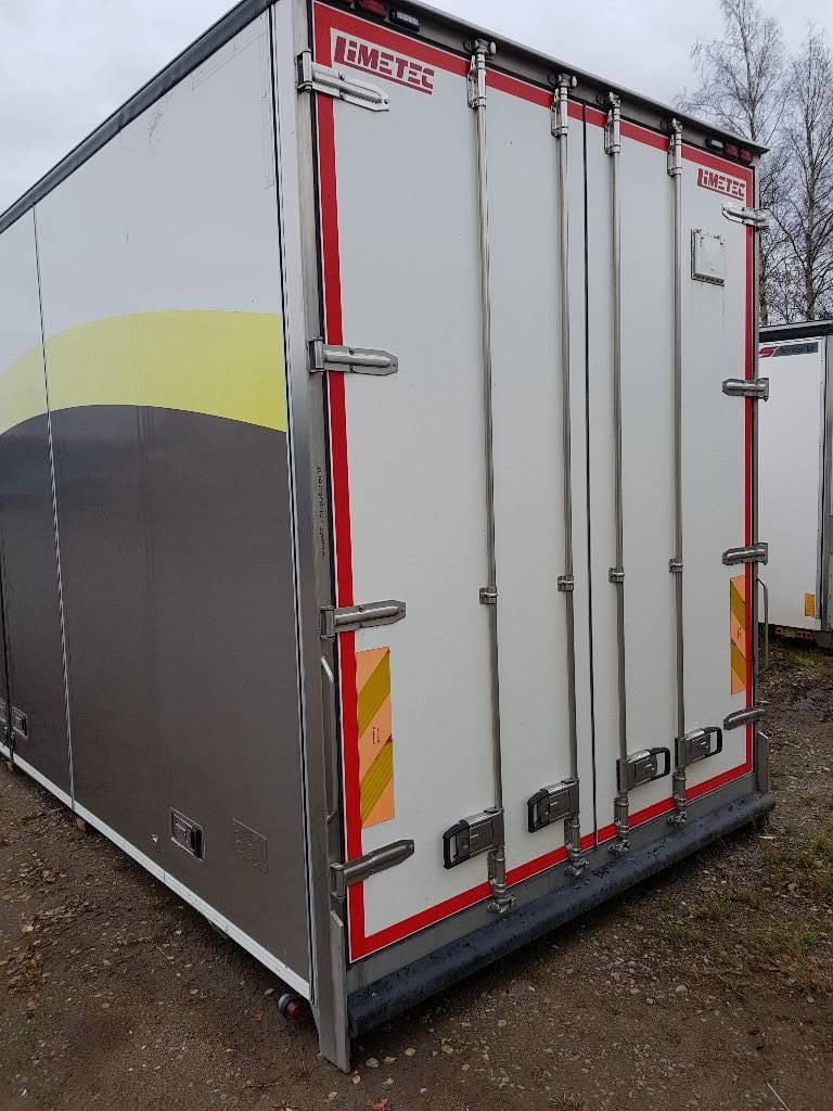 Limetec ISOLERAT SKÅP, Lastväxlarutrustning, Transportfordon