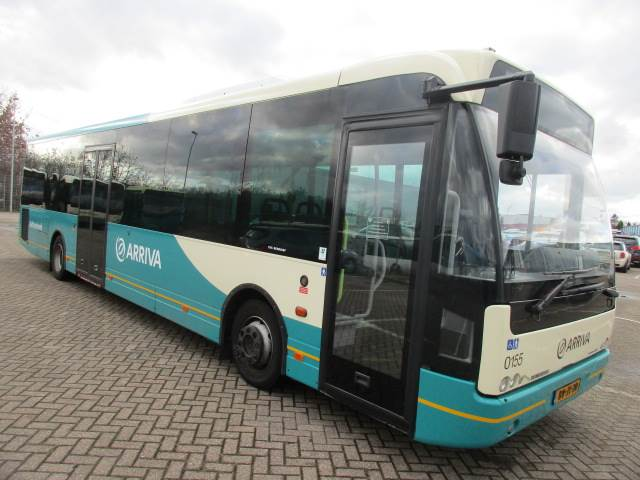 VDL Berkhof Ambassador 200, Public transport, Vehicles