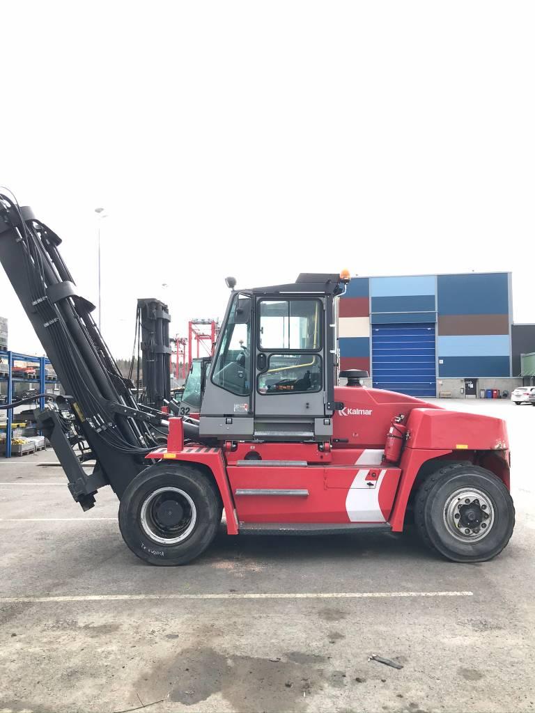 Kalmar DCE 100-12, Diesel trucks, Material Handling